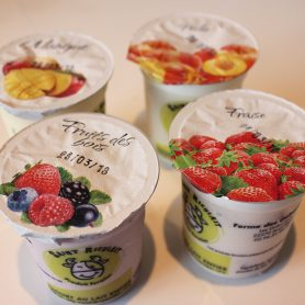 Yaourts multi-fruits Saint-Rieulait