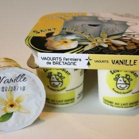 Yourts vanille Saint-Rieulait