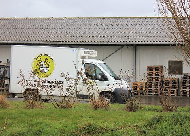 Camion Saint-Rieulait
